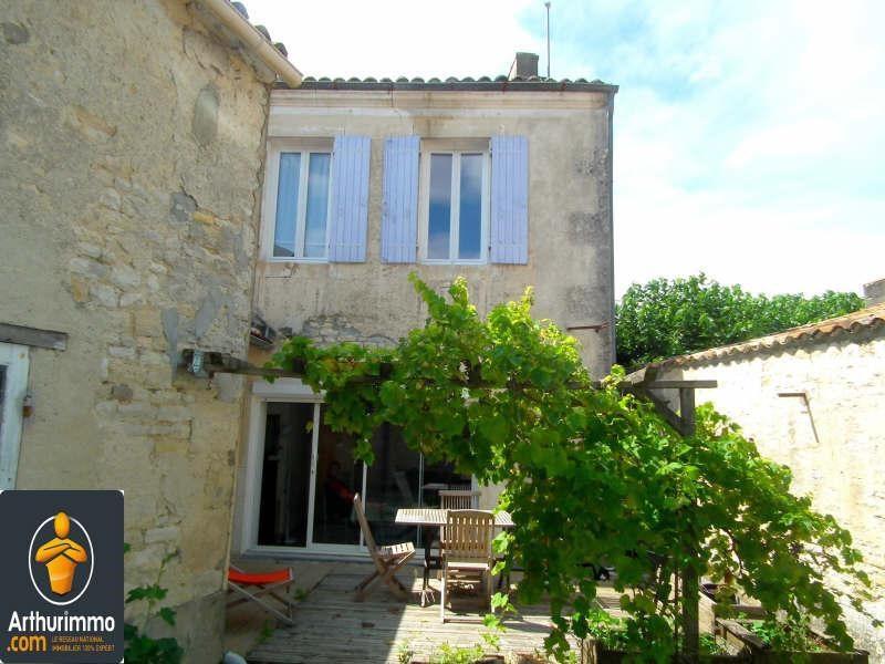 Sale house / villa Aumagne 70200€ - Picture 1