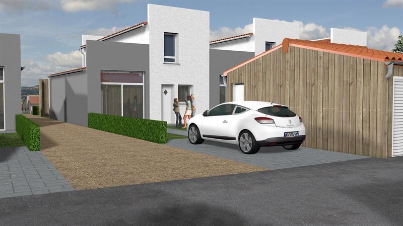 Maison  4 pièces + Terrain 210 m² Aulnat (63510) par TRADIMAISONS