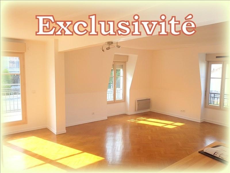 Vente appartement Le raincy 420000€ - Photo 1