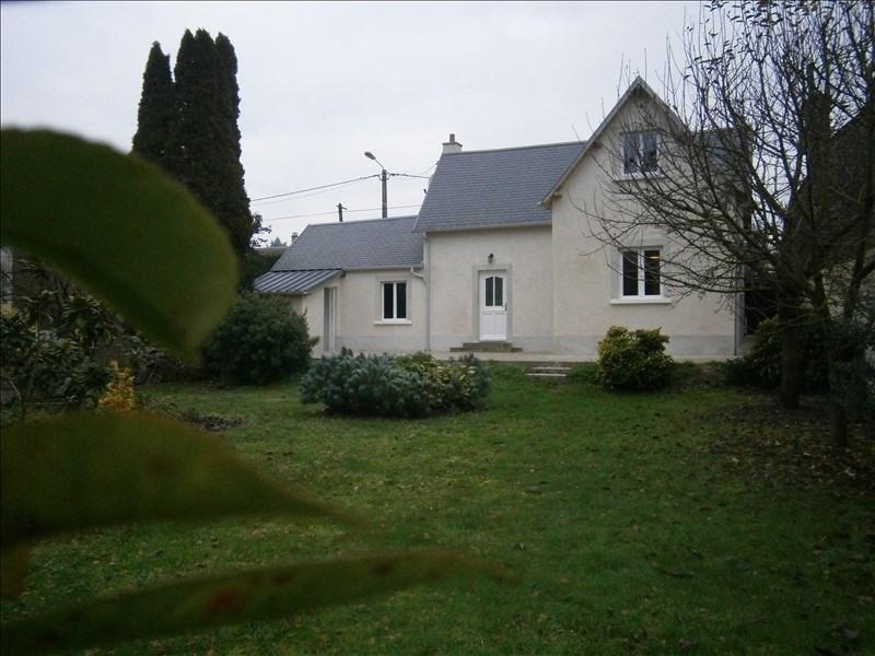 Vente maison / villa Peronne 112000€ - Photo 1