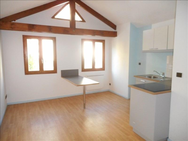 Locação apartamento Voiron 499€ CC - Fotografia 1