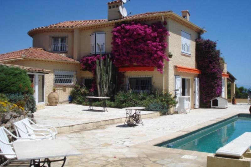 Immobile residenziali di prestigio casa Vallauris 2900000€ - Fotografia 3