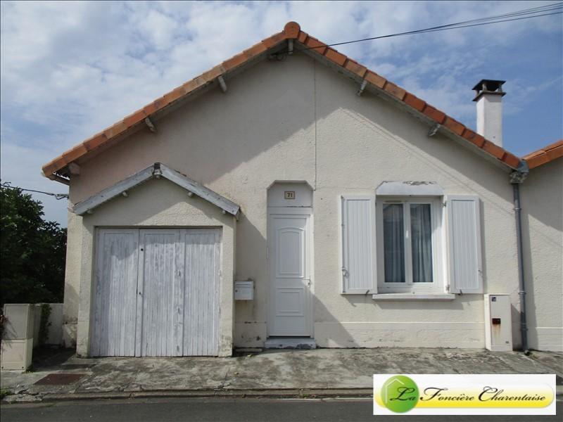 Location maison / villa Angouleme 570€ CC - Photo 1