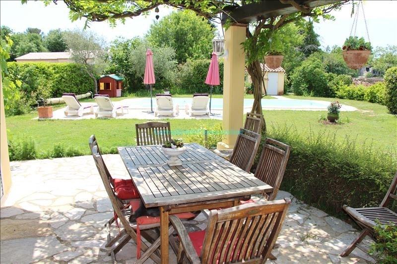 Vente de prestige maison / villa Saint cezaire sur siagne 624000€ - Photo 3