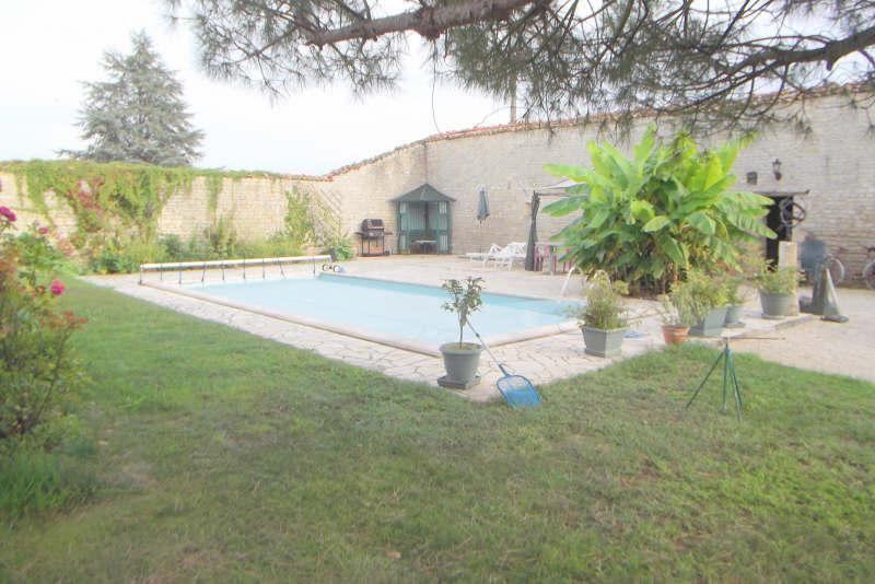 Vente maison / villa Chef-boutonne 283500€ - Photo 4