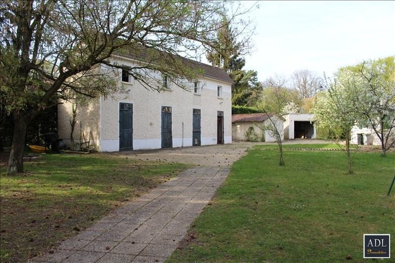 Vente de prestige maison / villa Lamorlaye 616550€ - Photo 8