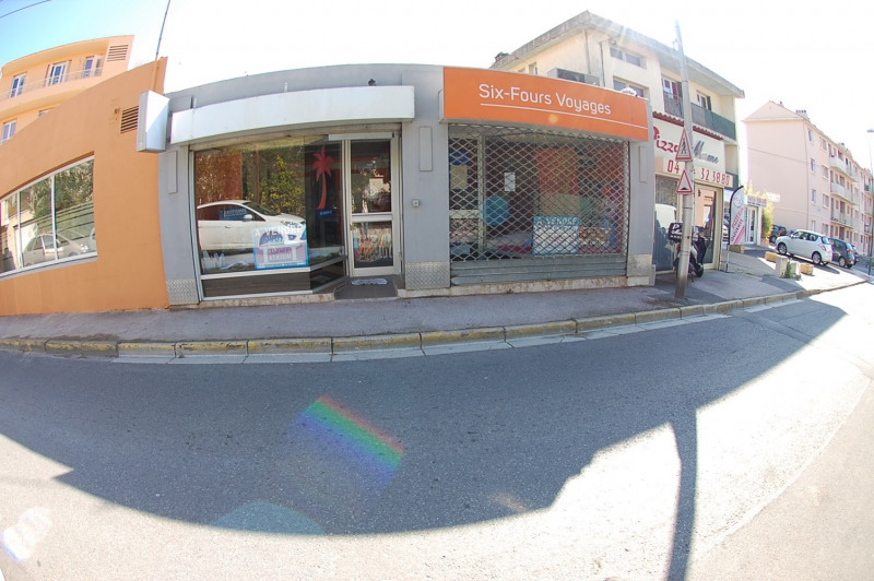 Vente fonds de commerce boutique Six fours les plages 190 000€ - Photo 1