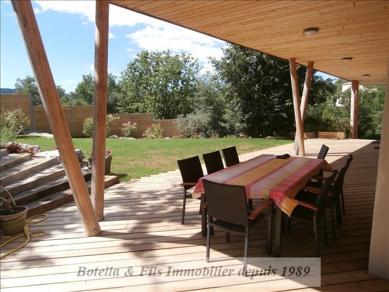 Vente de prestige maison / villa Ruoms 555000€ - Photo 3