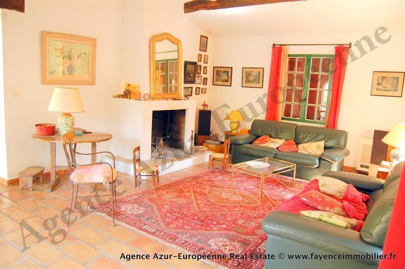 Vente de prestige maison / villa Le canton de fayence 875000€ - Photo 25
