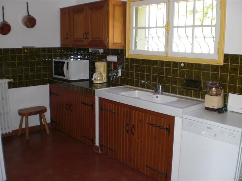 Vacation rental house / villa Les issambres 1960€ - Picture 8