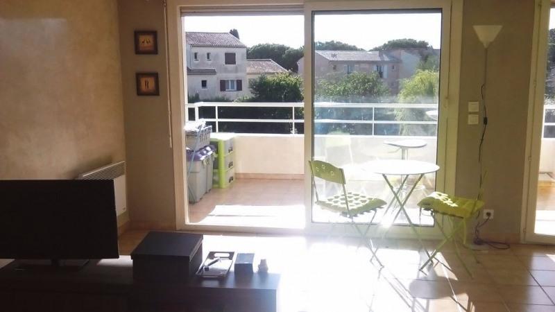Rental apartment Saint raphael 710€ CC - Picture 1