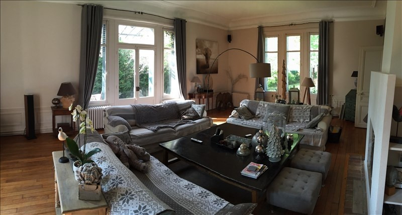 Vente de prestige maison / villa Le vesinet 1 850 000€ - Photo 4