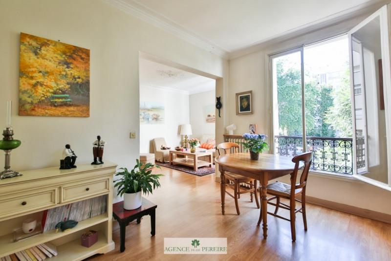 Sale apartment Paris 17ème 670000€ - Picture 1