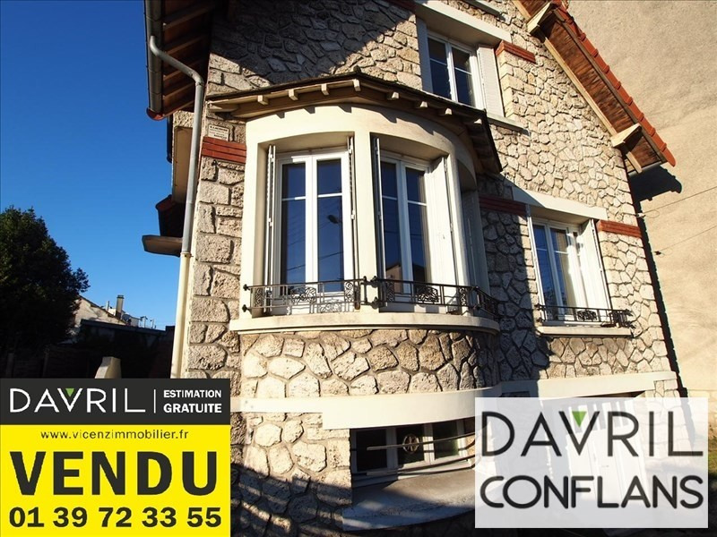 Vente maison / villa Conflans ste honorine 469 000€ - Photo 1