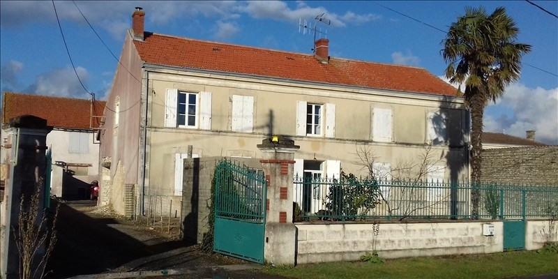 Sale house / villa Surgeres 199500€ - Picture 1