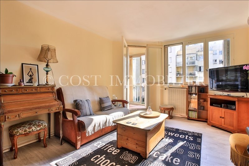 Venta  apartamento Asnières-sur-seine 309000€ - Fotografía 1