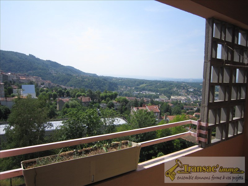 Vente appartement Thiers 76 300€ - Photo 4