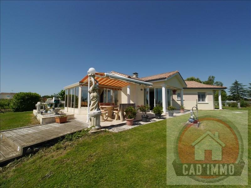 Sale house / villa Saussignac 328500€ - Picture 1