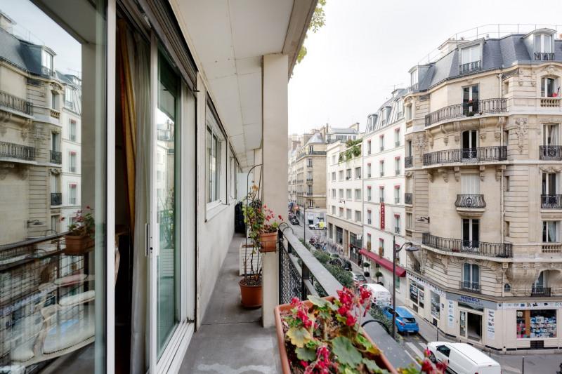Venta de prestigio  apartamento Paris 17ème 1432000€ - Fotografía 7