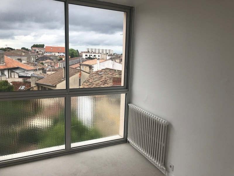 Rental apartment Bordeaux 470€ CC - Picture 1