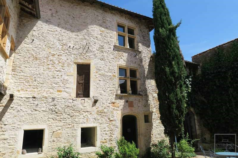 Deluxe sale chateau Chazay d'azergues 2 496 000€ - Picture 6