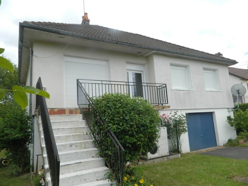 Vente maison / villa Sermoise sur loire 136 000€ - Photo 1