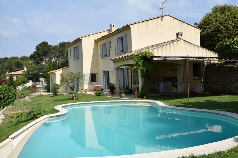 Vente de prestige maison / villa Ventabren 936000€ - Photo 3