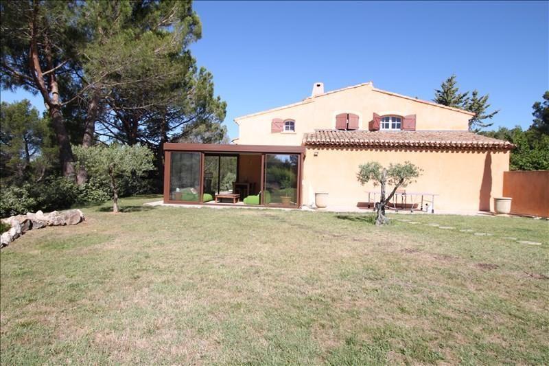 Verkoop van prestige  huis Ventabren 875000€ - Foto 3