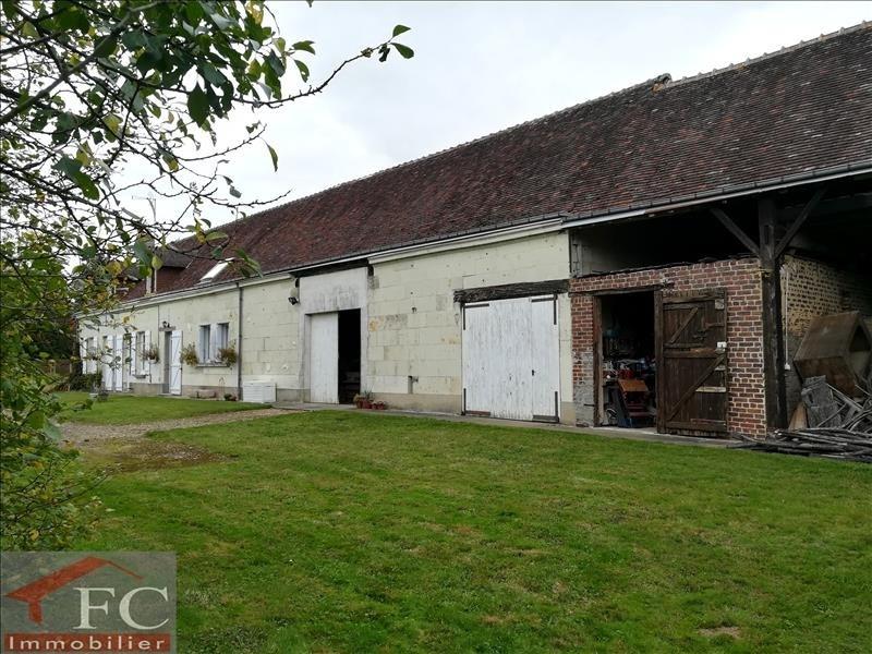 Sale house / villa Prunay cassereau 223600€ - Picture 2