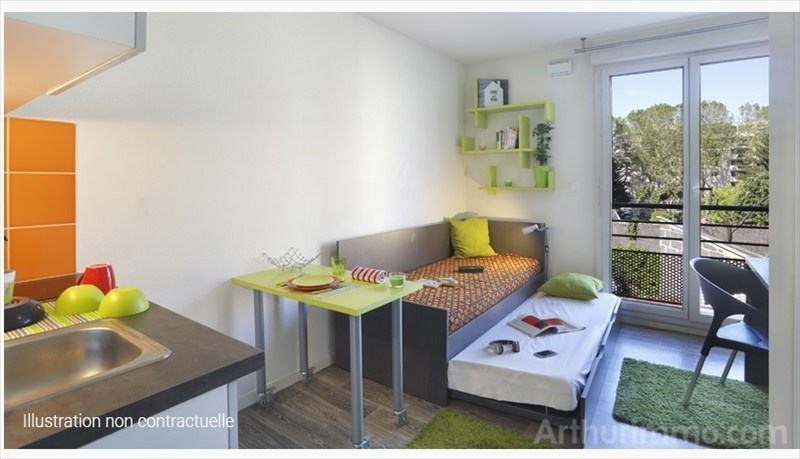 Investment property apartment Montpellier 95616€ - Picture 1