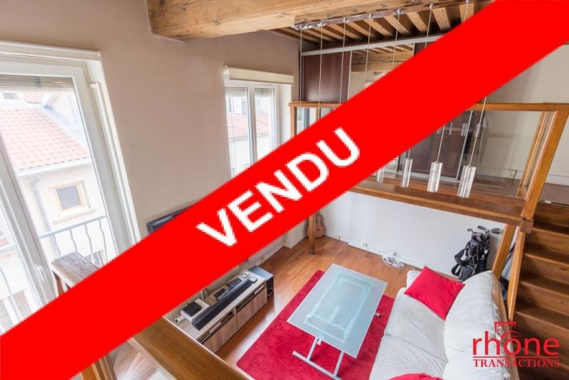 Vendita appartamento Lyon 4ème 236000€ - Fotografia 1