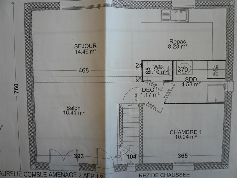 Sale house / villa Nanteuil-le-haudouin 198000€ - Picture 2