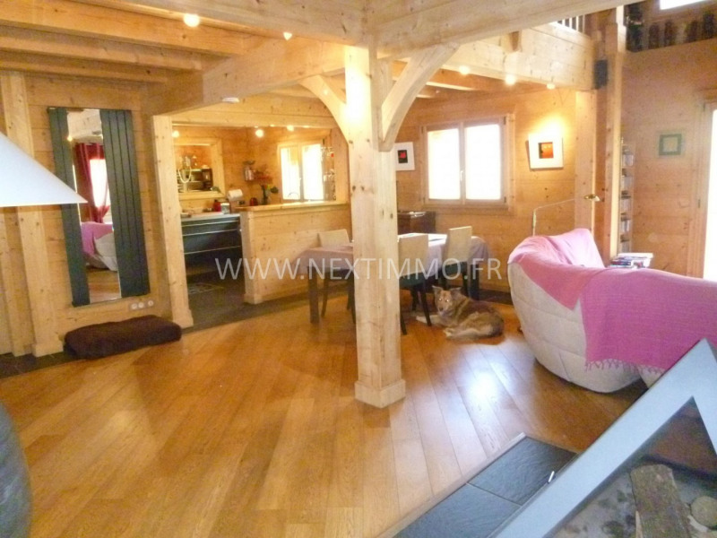 Venta  casa Saint-martin-vésubie 487000€ - Fotografía 2