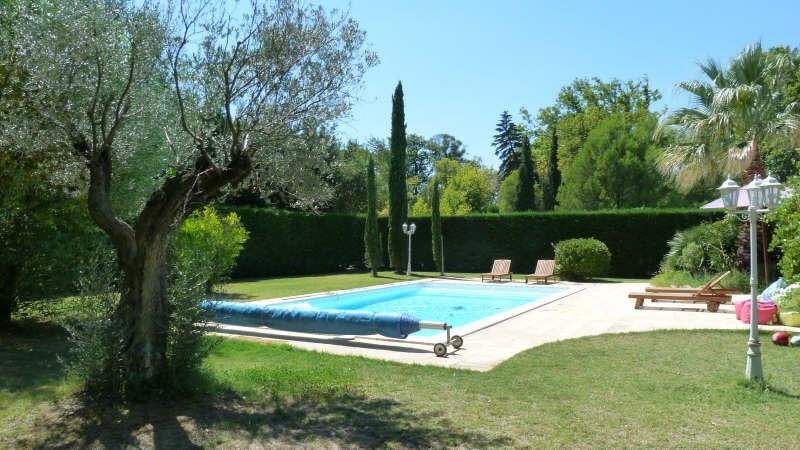 Verkoop  huis Aubignan 350000€ - Foto 2