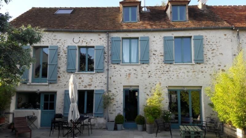 Sale house / villa Les alluets le roi 630000€ - Picture 1
