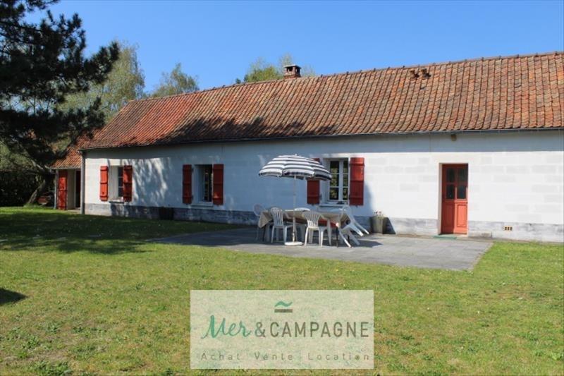 Sale house / villa Routhiauville 265000€ - Picture 1