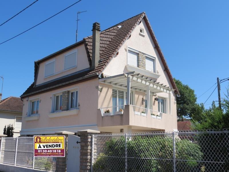Vente maison / villa Eaubonne 525000€ - Photo 1