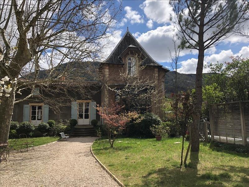 Vente de prestige maison / villa Millau 604200€ - Photo 1