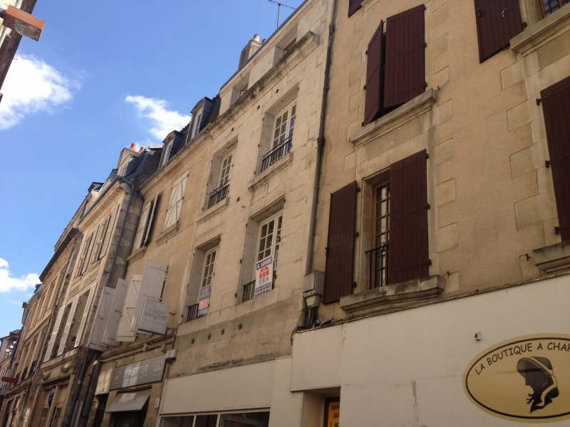 Rental apartment Poitiers 532€ CC - Picture 7