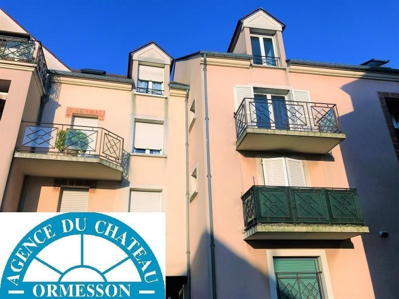 Vente appartement Chennevieres sur marne 185 000€ - Photo 1