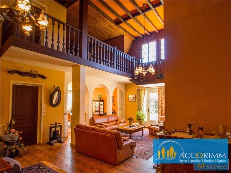 Vente de prestige maison / villa Chaponnay 599000€ - Photo 8