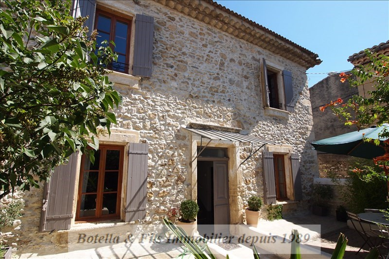 Vente maison / villa Uzes 368 000€ - Photo 9