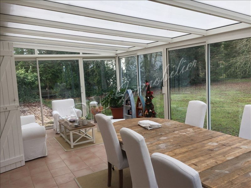 Vente de prestige maison / villa Lamorlaye 650000€ - Photo 2