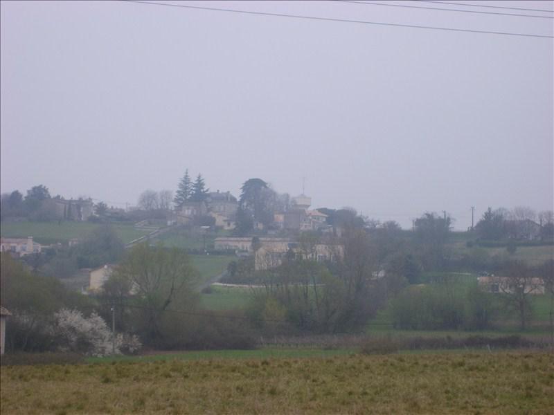 Sale site Villefranche de lonchat 24500€ - Picture 1