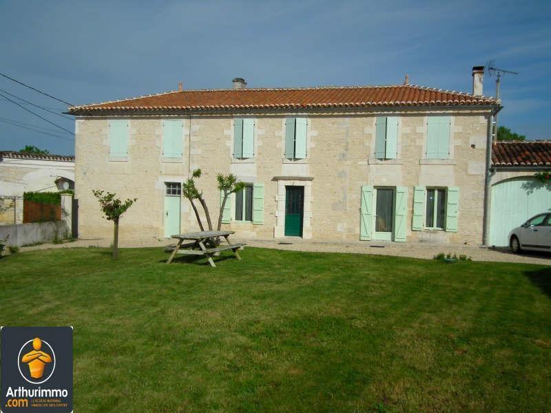 Sale house / villa Matha 181000€ - Picture 1