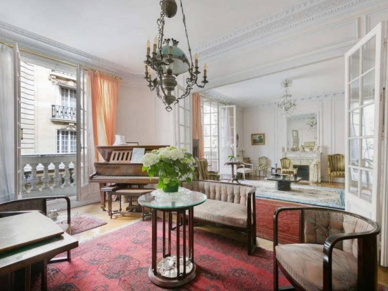 Verkoop van prestige  appartement Paris 16ème 1550000€ - Foto 1