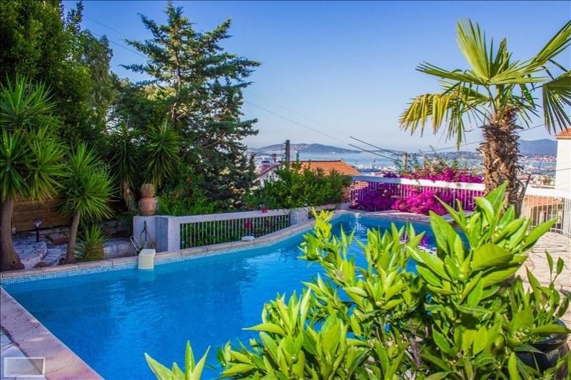Verkauf von luxusobjekt haus Toulon 820000€ - Fotografie 5