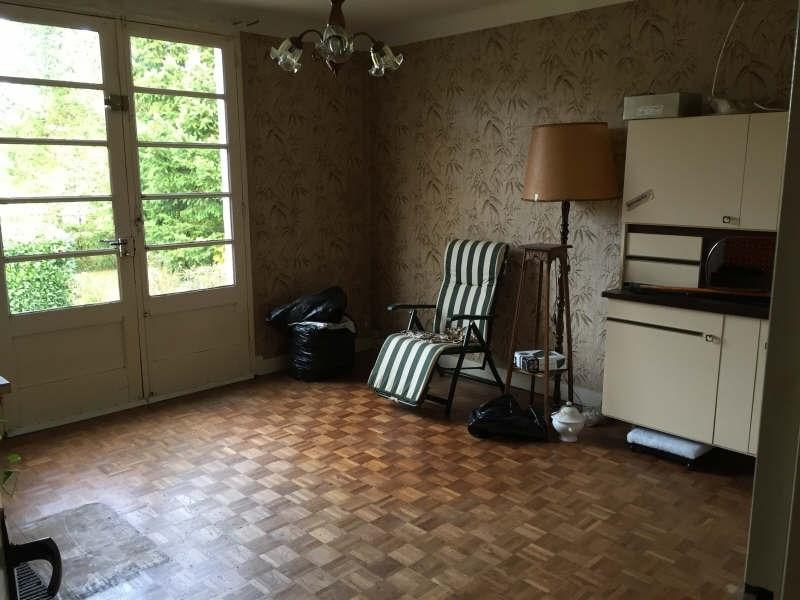 Vente maison / villa Roches premarie andille 149000€ -  5