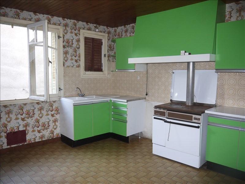 Vente maison / villa Fontaine francaise 80000€ - Photo 7
