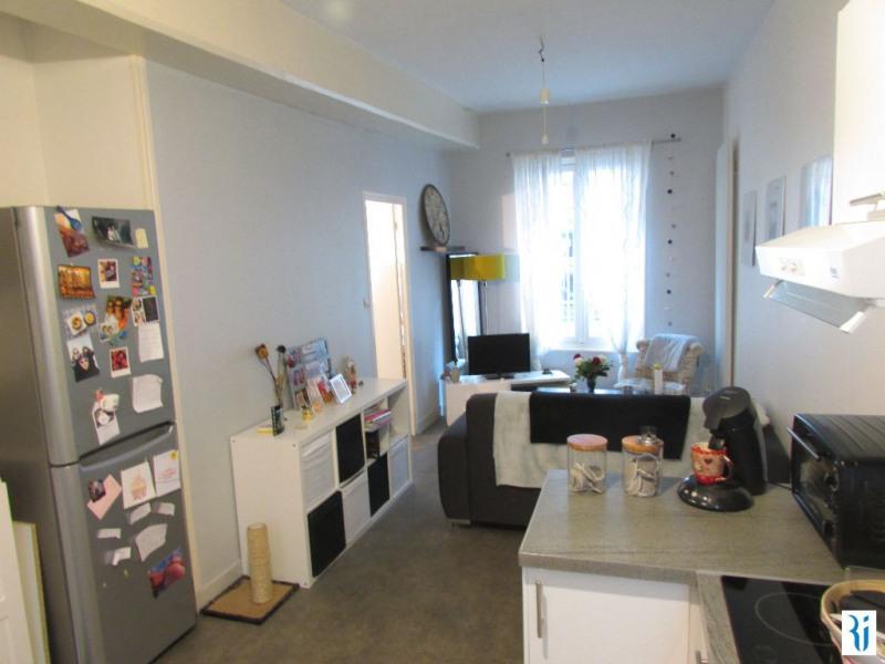 Vente appartement Rouen 91000€ - Photo 1